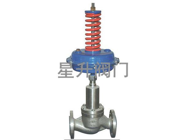 V230Y02自(zi)力式壓力調節閥